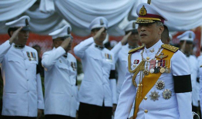 ВТаиланде Маха Вачиралонгкорн официально провозглашен новым королем