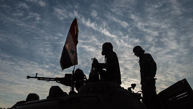 Сирийская армия полностью вернула контроль над северо-востоком Алеппо