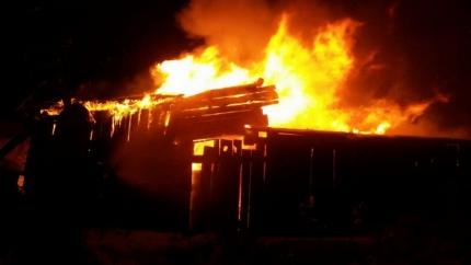 В Приангарье за прошедшие три дня на пожарах погибли три человека