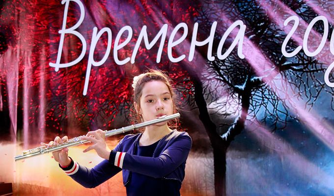 В Иркутске прошел музыкальный фестиваль Viva Music