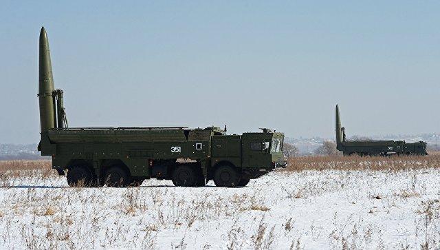 Лавров назвал причину переброски «Искандеров» под Калининград