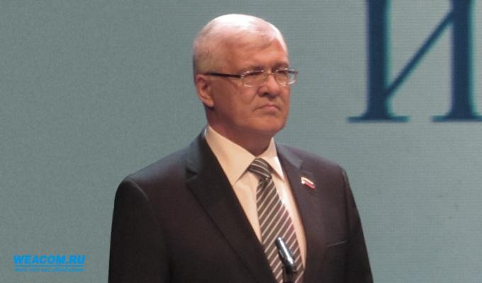 Председатель Заксобрания Приангарья Сергей Брилка примет участие воглашении послания президента России