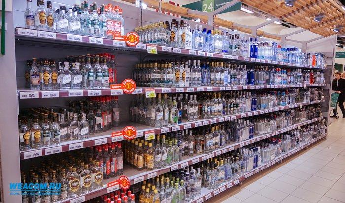 ВЧечне закрылись все магазины, где продавался алкоголь