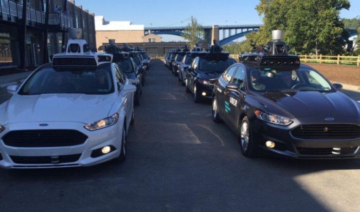 Ford протестирует вЕвропе свои беспилотные автомобили