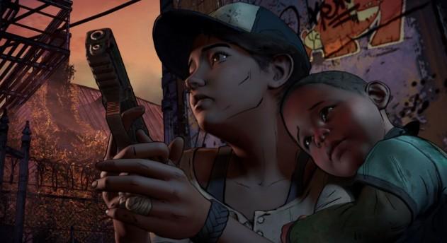 Создатели The Walking Dead: ANew Frontier представили новый трейлер