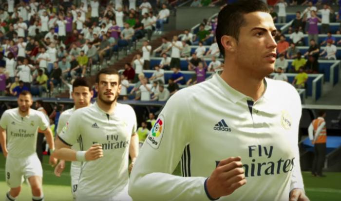 Роскомнадзор может проверить игру FIFA 17напропаганду гомосексуализма