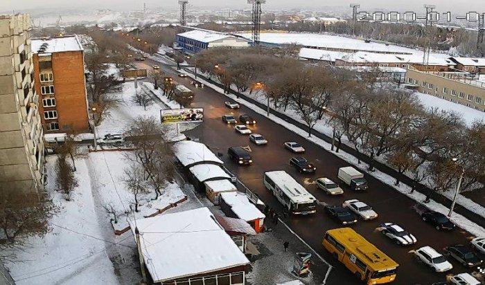 WEACOM.RU установил новую онлайн-камеру на улице Боткина