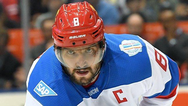 Александр Овечкин набрал 1000-е очко врегулярных чемпионатах НХЛ