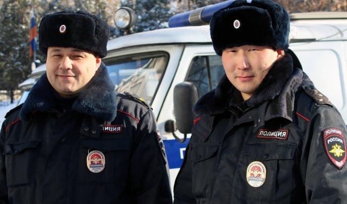 В Иркутске полицейские задержали мужчину, напавшего с ножом на женщину