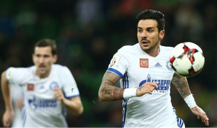 «Оренбург» обыграл «Томь» в матче Чемпионата России
