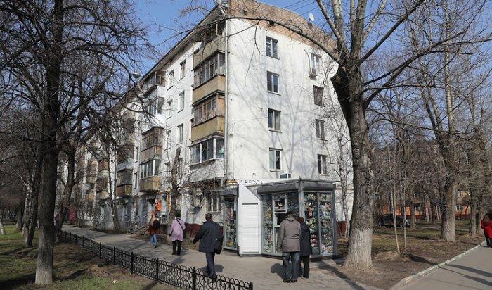 В Москве снесут пятиэтажные «хрущёвки» и построят дома сэлементами издерева