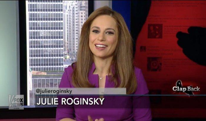 Ведущая Fox News заговорила в эфире по-русски в ожидании «вторжения России» (Видео)