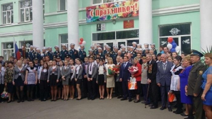 Иркутской школе № 43 присвоили имя главного маршала авиации Александра Голованова