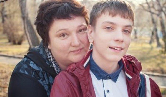 В Иркутске 14-летнему школьнику с ДЦП собирают деньги на реабилитиацию