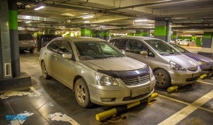 В Иркутской области автомобилисты чаще продают седаны, чем кроссоверы
