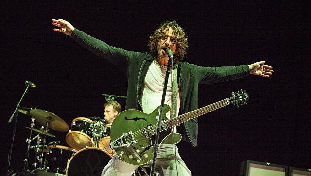 Лидер культовой группы Soundgarden Крис Корнелл покончил с собой