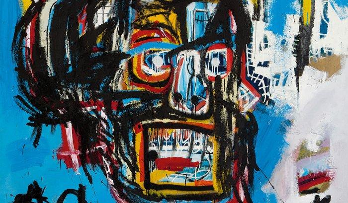 Граффити Жана-Мишеля Баския продано за110,5миллионов долларов