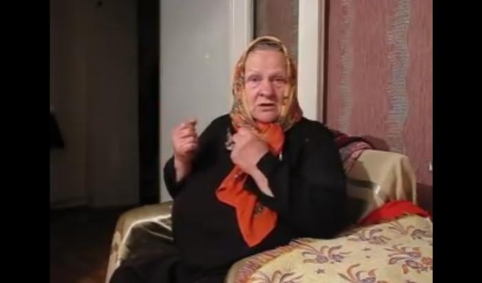 Баба Валя из Иркутска дала советы  Владимиру Путину (Видео)