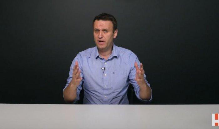 Навальный пригласил Усманова надебаты наТВ (Видео)