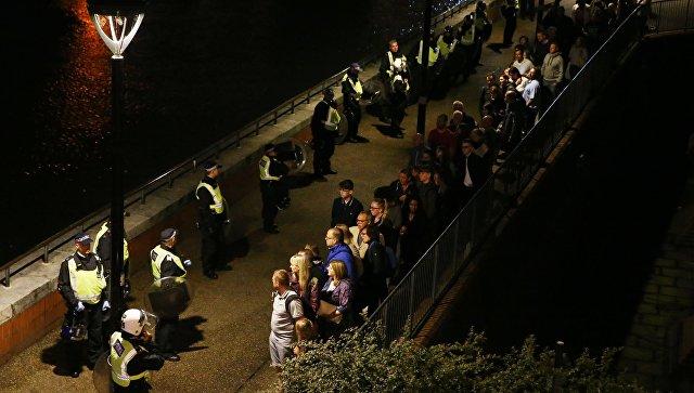 В Лондоне произошел двойной теракт