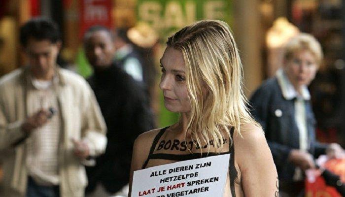Бывшая порнозвезда стала кандидатом напарламентских выборах воФранции