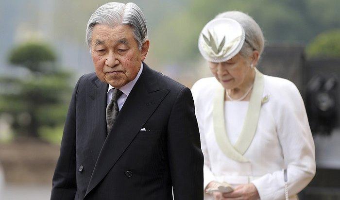 Впервые за200лет вЯпонии приняли закон, позволяющий отречение императора