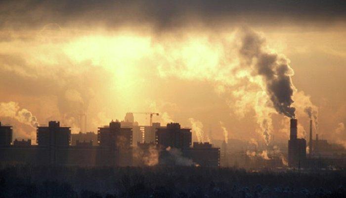Иркутская область стала лидером позагрязнению атмосферного воздуха