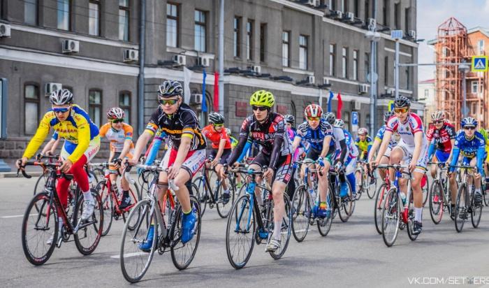 12 июня в Иркутске состоится кольцевая велогонка