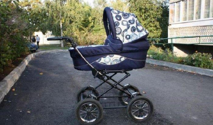 В Братске задержали водителя, сбившего коляску с ребенком