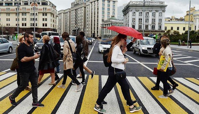 Закон обувеличении штрафа занепропуск пешехода принят Госдумой впервом чтении