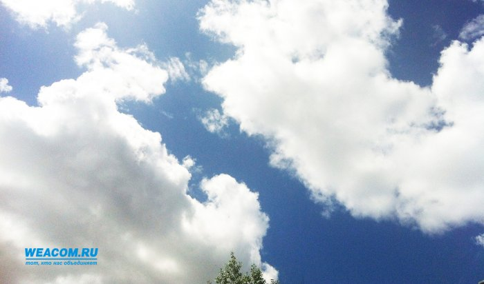 21июня вИркутской области ожидается жара до+37°