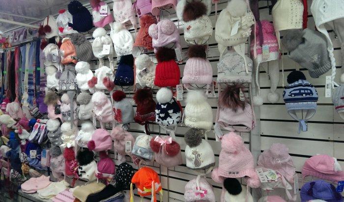 В Иркутске у предпринимателя конфисковали 1556 шапок за долг по кредитному договору