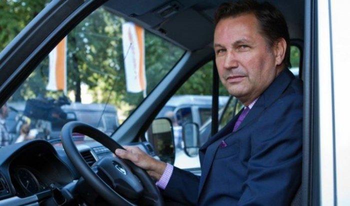 БуАндерссон будет управляющим европейского отдела Yazaki