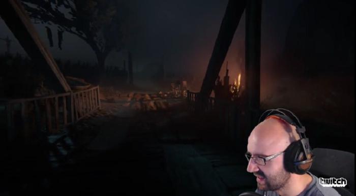 Видео с кричащим от страха игроком Outlast 2 стало самым популярным в Twitch