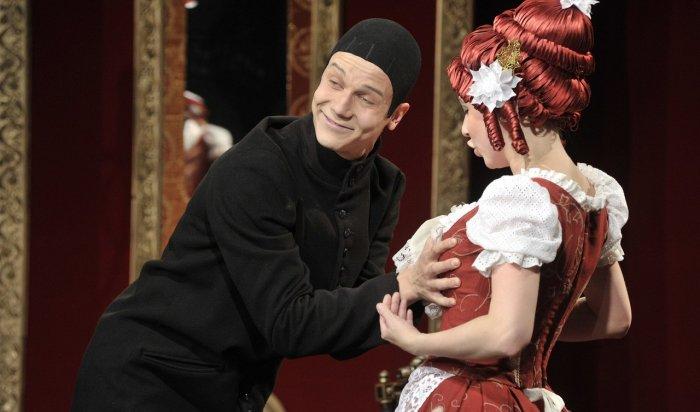 Молодые, красивые, талантливые актеры иркутских театров. Кто они?