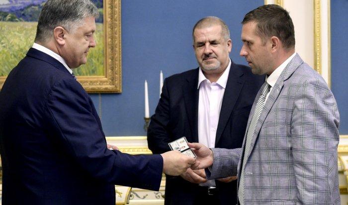 Петр Порошенко назначил нового представителя президента Украины в Крыму