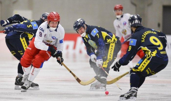 Чемпионат мира по хоккею с мячом 2019 перенесли из Иркутска в другой город
