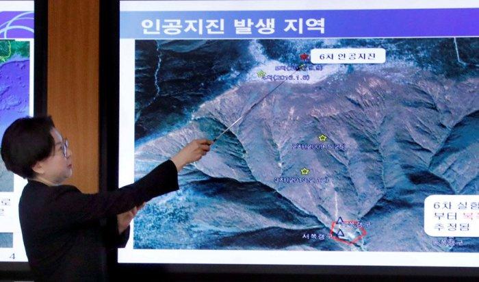 КНДР испытала бомбу, которая в 8 раз мощнее сброшенной на Хиросиму