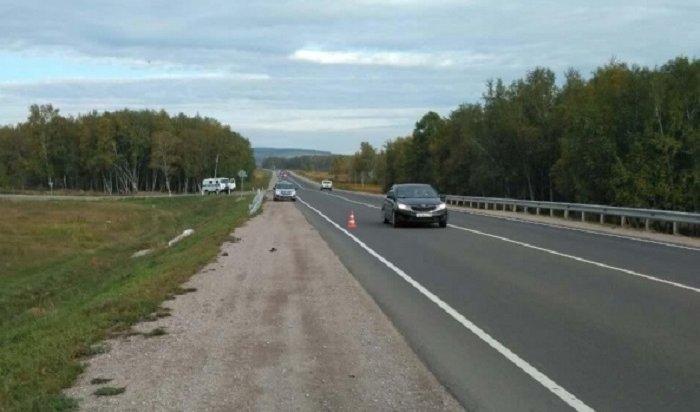 В Приангарье за сутки трое водителей сбили пешеходов и скрылись