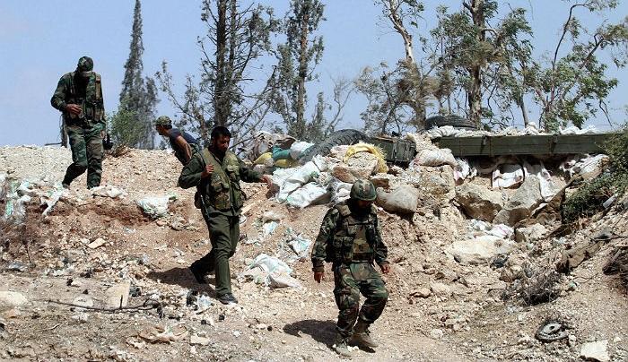 Позиции ИГИЛ в Дейр-эз-Зоре удерживали боевики из России и СНГ