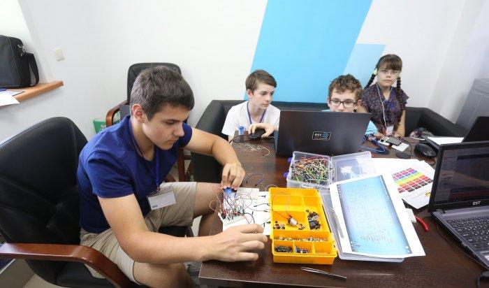 ВИркутске школа программирования EST приглашает надень открытых дверей