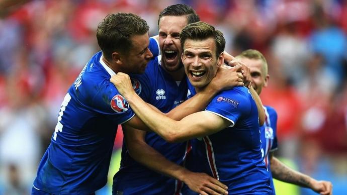 Сборная Исландии обыграла команду Украины в матче отбора ЧМ-2018