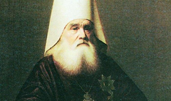 В Иркутске откроют сквер и памятник святителю Иннокентию