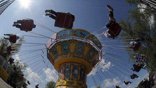 В Петербурге мальчика-инвалида попросили покинуть парк аттракционов