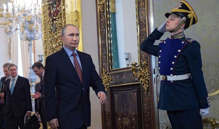 СМИ: Выдвижение Путина в президенты планируется провести в два этапа