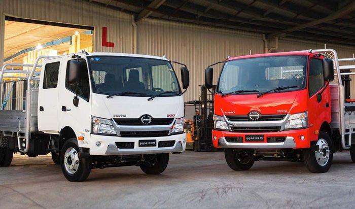 В России отзовут 5,6 тысячи грузовиков Hino 300 Series