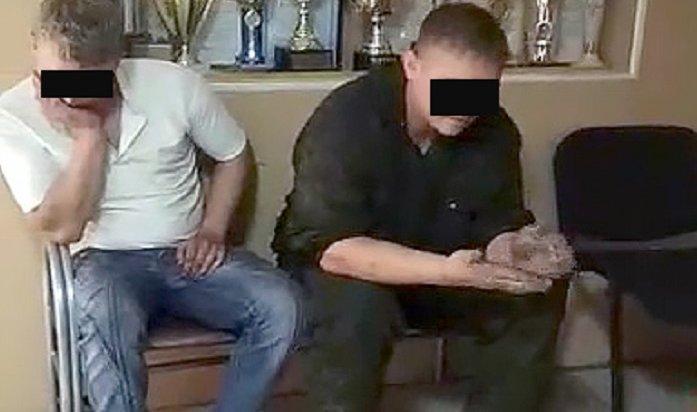 В Боханском районе задержаны водитель и пассажир мотоцикла за нападение на полицейского
