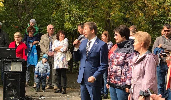 В Иркутске в Академгородке провели День здоровья для школьников