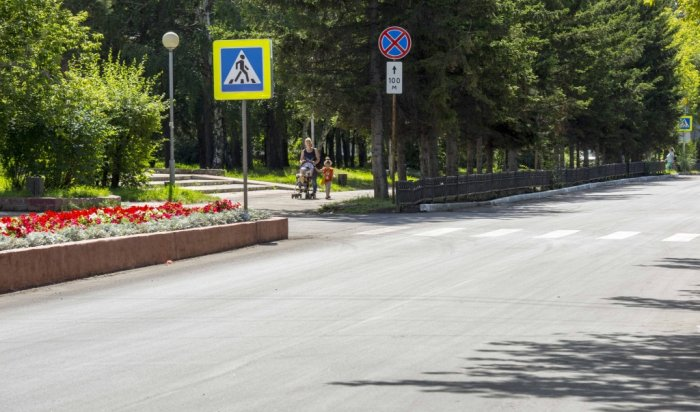 В Иркутске на 23 объектах отремонтировано 20,7 километра дорог
