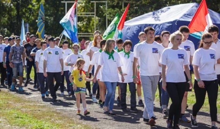 В Иркутске 16 сентября пройдет спартакиада «Мы вместе»